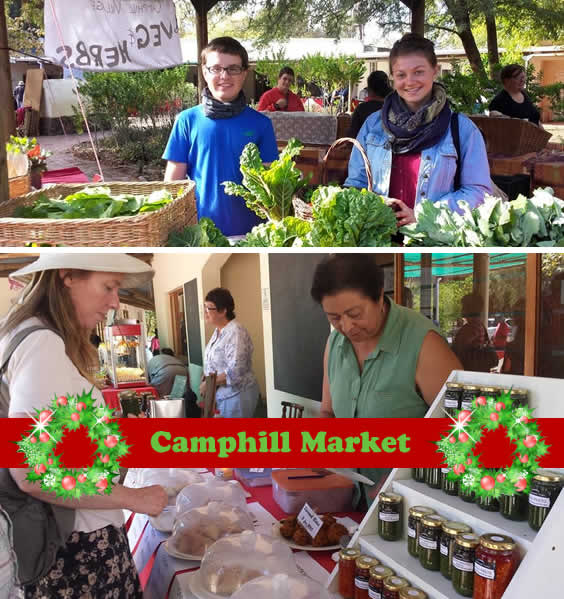 Camphill Village Country Market - December 2016