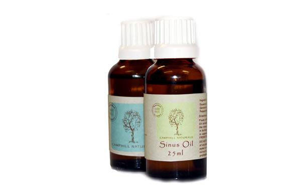 Camphill Village - Sinus and Headache Oils