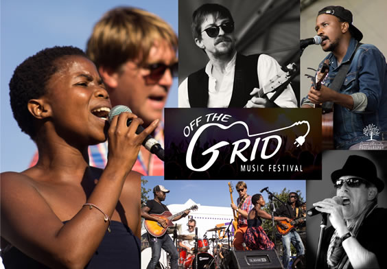 Off the Grid Music Festival at Camphill