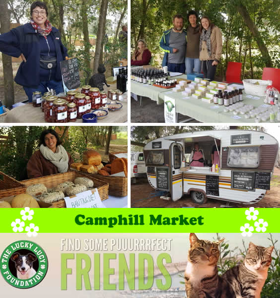 Camphill Village Country Market - October 2016
