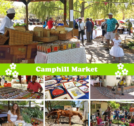 Camphill Village Country Market - April 2017