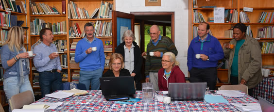 Camphill Africa Meeting in Hermanus