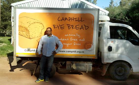 Camphill deliveries