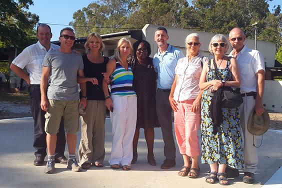 CAR - Camphill Africa meeting - group