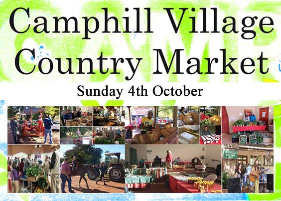 October 2015 Market at Camphill Village