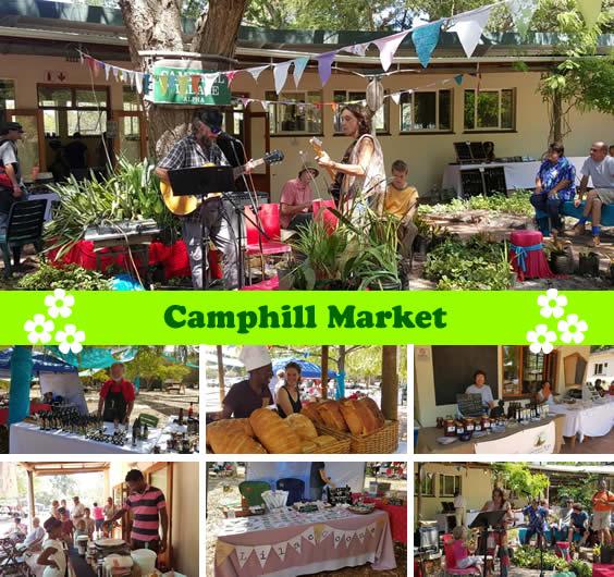 Camphill Village Country Market - April 2016