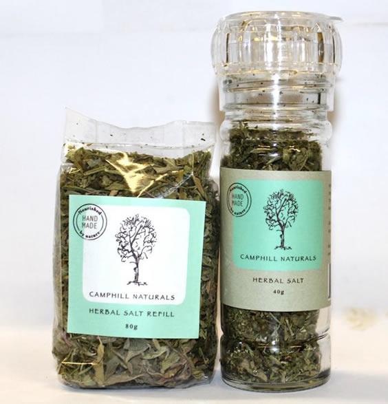 Camphill Herb Salt