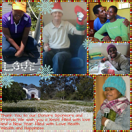 Thank you this Christmas from Camphill Village