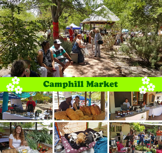 Camphill Village Country Market - February 2017