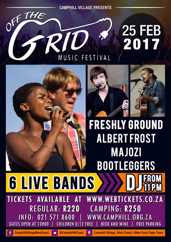 Off The Grid 2017
