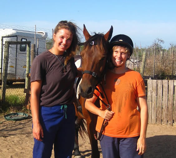 Equitherapy