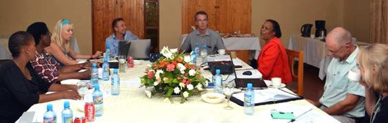 Camphill Africa Region 2015 meeting in Botswana
