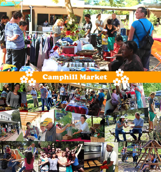 Camphill Village Country Market - June 2016