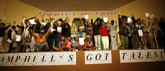 Camphill's Got Talent