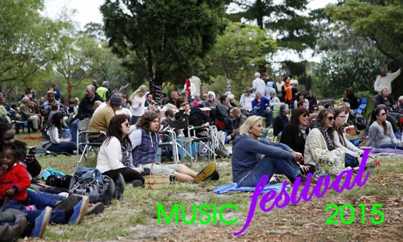 Camphill Music Festival 2015