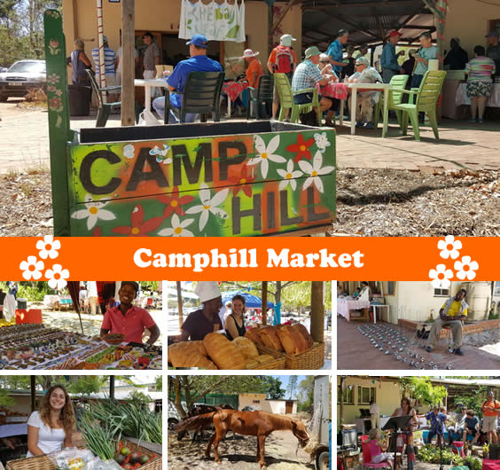 Camphill Village Country Market - March 2017
