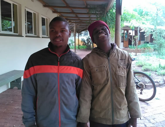Thomas and Mtunzi