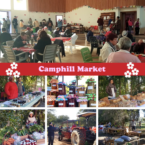 Camphill Village Country Market - August 2016
