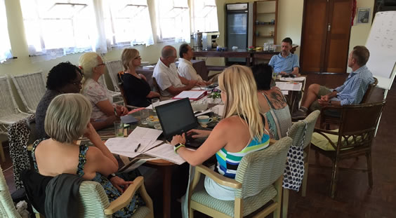 CAR - Camphill Africa meeting