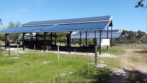 Solar Energy Camphill Village