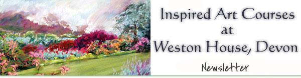 Inspired by Gardens at Weston House