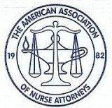 the american association of nurse attorneys logo