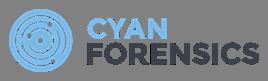 Cyan Forensics Logo
