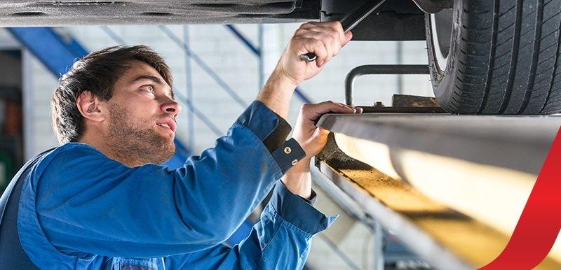 αμορτισέρ, ελατήρια και αναρτήσεις αυτοκινήτου