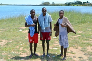 Cornelius teaches in Lossambo