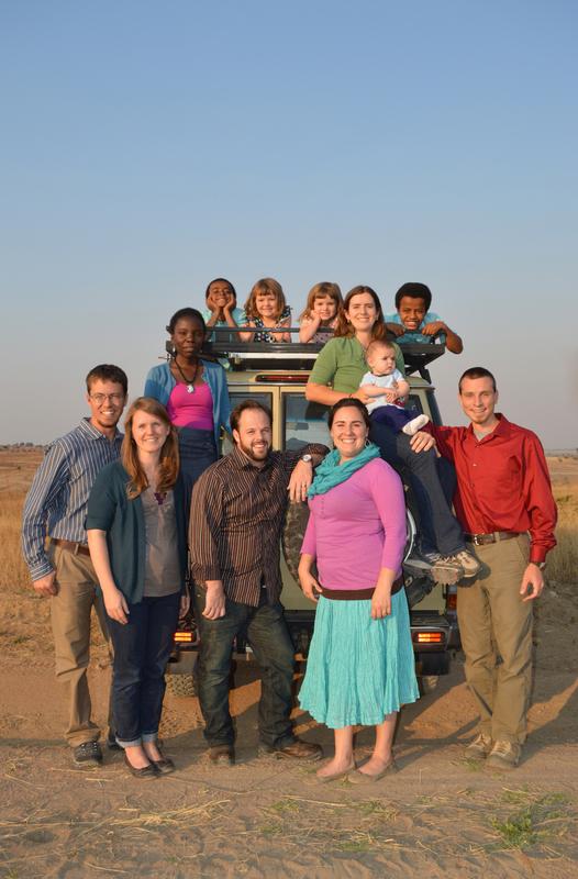 Angola Mission Team