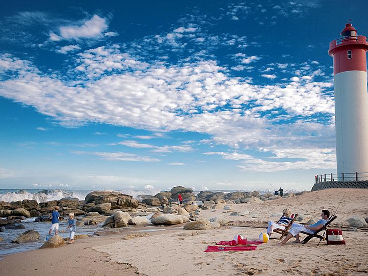 South Africa Bush & Beach Safari For Families