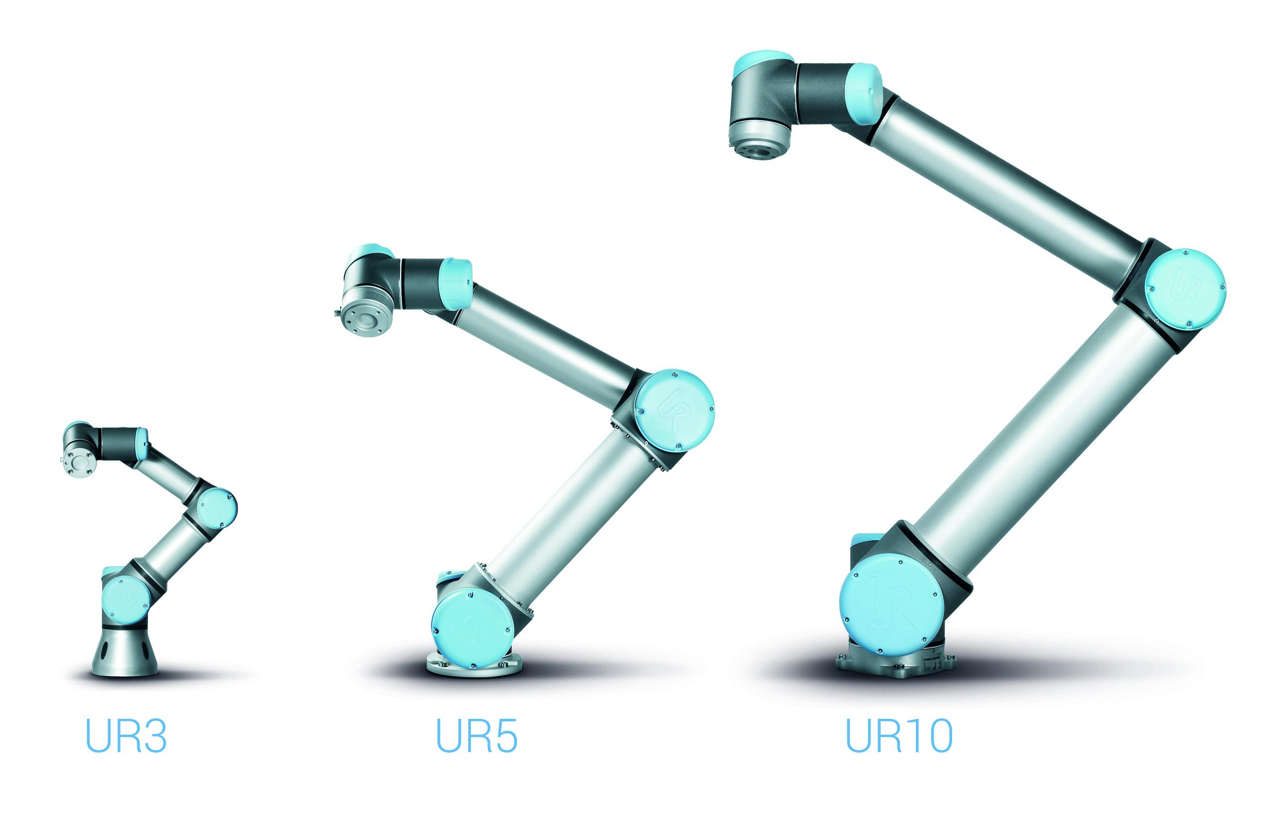 UR3 UR5 & UR10 - Universal Robots