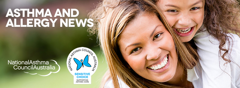 Asthma and allergy news banner