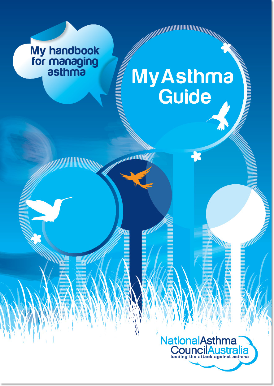 My Asthma Guide cover