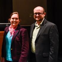 Elaine Howard Ecklund and Christopher Scheitle