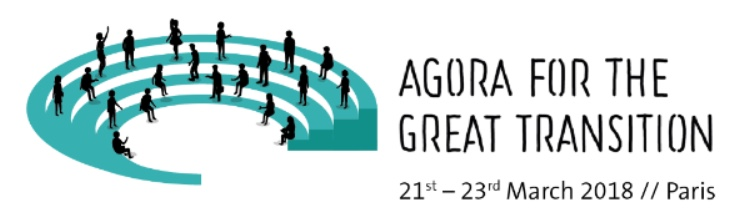 logo for the Agora for the Great Transition