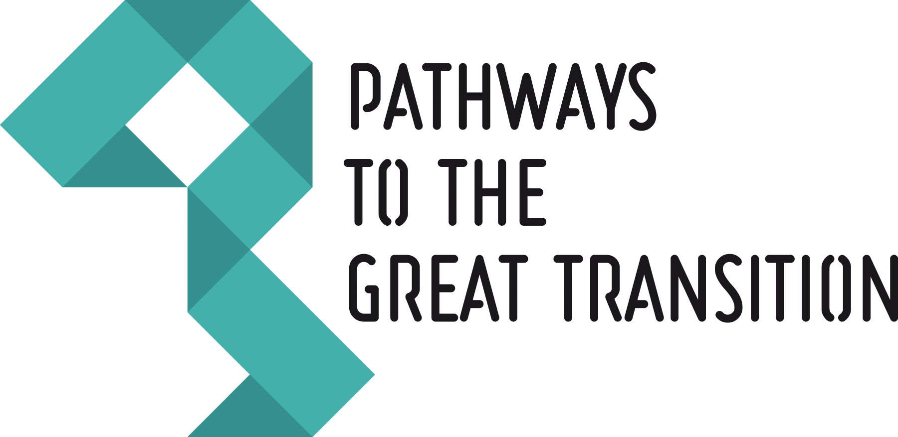 logo for the Pathways to the Great Transition project