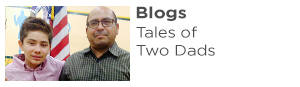 Tales of Two Dads Blog