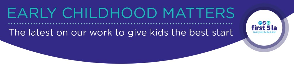 Early Childhood Matters Newsletter