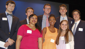 Congratulations to the 2015 recipients of DCA scholarships!