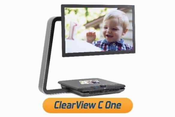 ClearView C One - Desktop magnifier