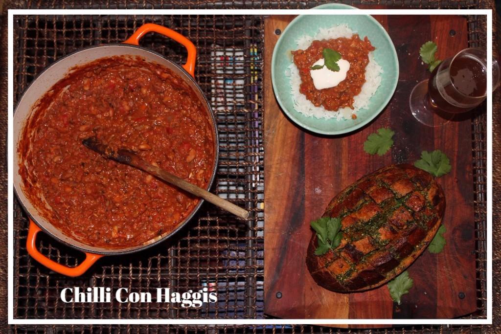 Chilli Con Haggis - GingerBeard's Preserves Recipe