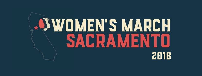 Women's March 2018 - Saturday January 20th - Sacramento @ California State Capital | Sacramento | California | United States