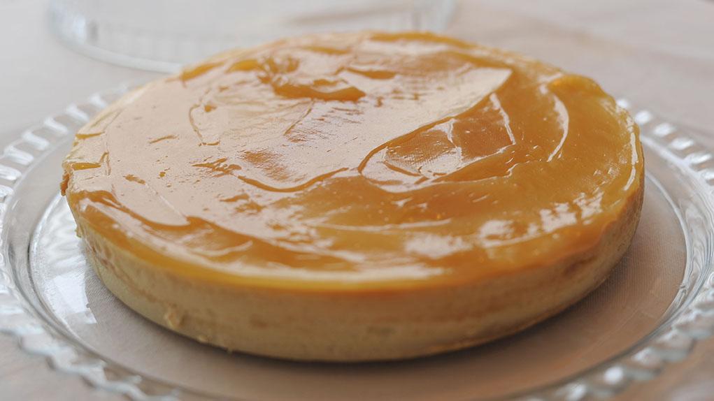 Simply Tea's berømte Cheese Cake