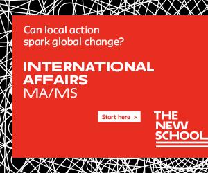 New School Graduate Program in International Affairs