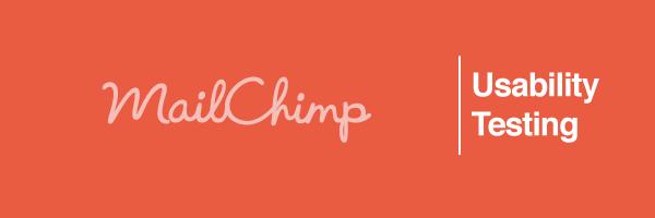 MailChimp UX