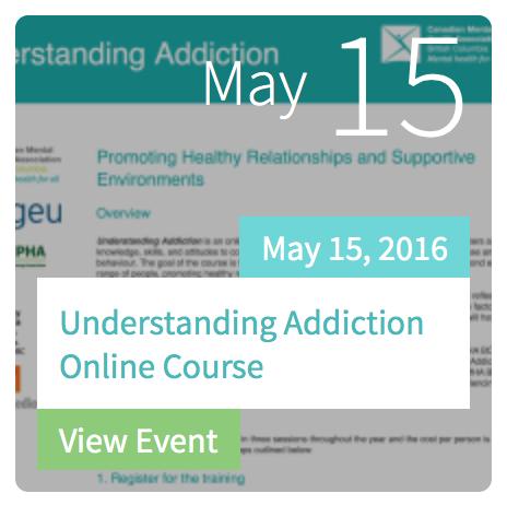 Understanding Addiction Online Course