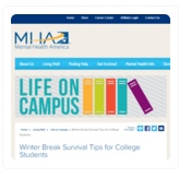 Life on Campus: Winter Break Survival Tips