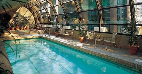 Met Hotel Pool