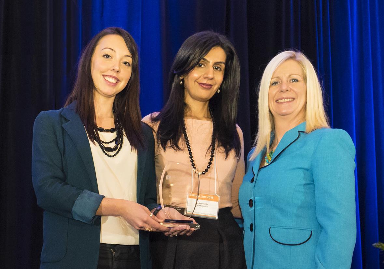 UBC Receives Award